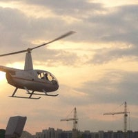 Photo taken at HeliExpress by Ivan on 5/13/2013