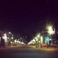 Photo taken at Downtown Ames by Katie S. on 11/25/2012