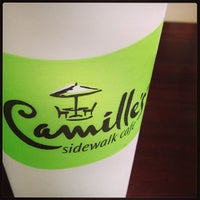 Photo taken at Camille's Sidewalk Cafe by Stephen P. on 2/6/2013