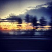 Photo taken at Киевское шоссе by Olga S. on 10/27/2012