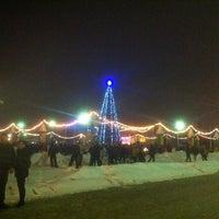 Photo taken at Площадь Кирова by Lena on 12/31/2012