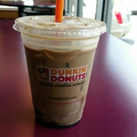 Photo taken at Dunkin Donuts by Erin M. on 6/9/2015