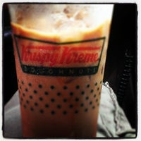 Photo taken at Krispy Kreme by James C. on 9/1/2013