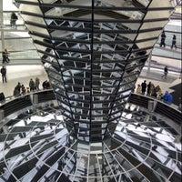 Photo prise au Coupole du Reichstag par Michael S. le12/8/2012