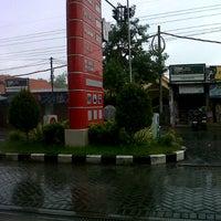 Photo taken at Spbu kebraon by Wira N. on 2/24/2013