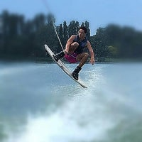Photo taken at KLI waterski school by ♛YAN♛ on 6/27/2016