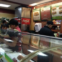 Photo taken at Subway by Roberto R. on 5/14/2013