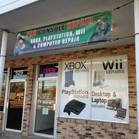 Photo taken at Pro Console Repair by ʎpuɐ B. on 12/18/2012