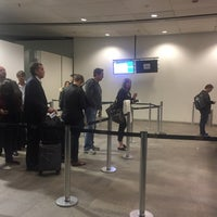 Photo taken at LATAM Priority Check-in by Chris G. on 4/26/2017