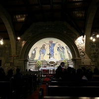 Photo taken at Iglesia de Piedra by Chris G. on 3/2/2013