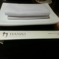 Photo taken at Hanzo by Chris G. on 3/15/2013