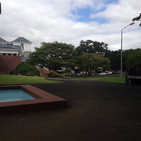 Photo taken at University of Mauritius by Preetvee on 6/18/2013
