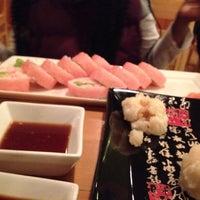 Photo taken at Koi Koi Sushi & Roll by Angel S. on 11/13/2013