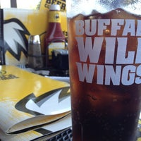 Photo taken at Buffalo Wild Wings by Clare H. on 5/16/2013