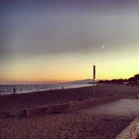 Photo taken at Salou by Laura S. on 8/11/2013