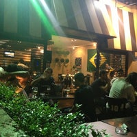 Photo taken at Pelé Arena Futebol & Café by Serginho L. on 7/5/2013
