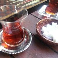 Photo taken at Neakhora Cafe by Elif Ö. on 3/10/2013