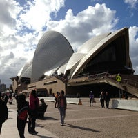 Photo taken at Sydney Opera House by Martina M. on 5/24/2013