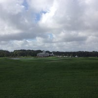 Photo taken at Rum Pointe Seaside Golf Links by Drew S. on 10/14/2013