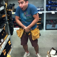 Photo taken at Lowe's Home Improvement by Eddie S. on 9/21/2012