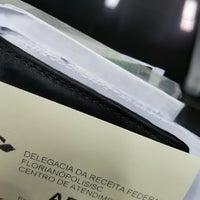 Photo taken at Receita Federal FLN by Rafael O. on 2/7/2017