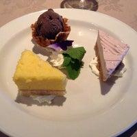 Photo taken at Blue Wave Restaurant by Nadine J. on 6/27/2013