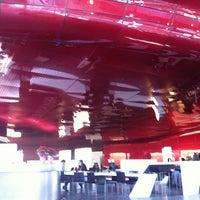 Photo taken at Singularis Restaurante by Rukiye K. on 12/8/2012