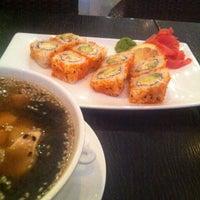 Photo taken at Parma Sushi by Alex Z. on 3/2/2013
