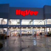 Photo taken at Hy-Vee by Chuck G. on 10/19/2012