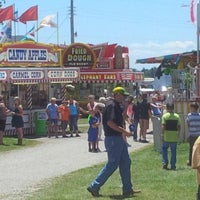 Photo taken at Mercer County Fairgrounds by Chuck G. on 7/9/2014