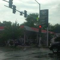 Photo taken at Kwik Shop by Chuck G. on 7/25/2014