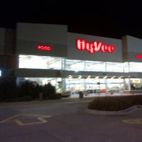 Photo taken at Hy-Vee by Chuck G. on 11/15/2012