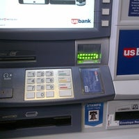 Photo taken at U.S. Bank ATM by Chuck G. on 10/5/2012