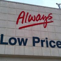 Photo taken at Walmart Supercenter by Chuck G. on 4/22/2013