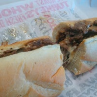 Photo taken at Capriotti's Sandwich Shop by Chuck G. on 4/3/2015
