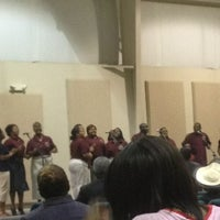 Photo taken at Hopewell Missionary Baptist Church by Felicia D. on 6/30/2013