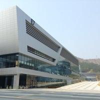 Photo taken at 대구경북과학기술원 by MinA S. on 4/10/2014