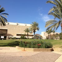 Photo taken at Tel Aviv University by Zarina on 1/31/2014