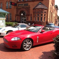 Photo taken at Downtown Cumberland Walking Mall by Steven M. on 8/20/2013
