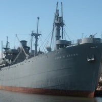 Photo taken at Historic Ships in Baltimore by Steven M. on 2/15/2013