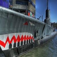 Photo taken at USS Torsk (SS-423) by Steven M. on 10/20/2012