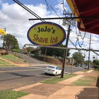 Photo taken at Jo Jo's Shave Ice by Andre H. on 2/8/2017
