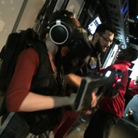 Photo taken at Ghostbusters Experience at Madame Tussauds by Elle C. on 11/5/2016