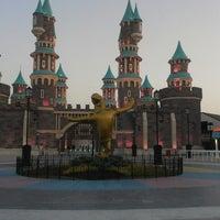 Photo taken at Vialand Temapark by Gamze on 7/15/2013