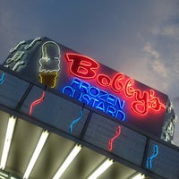Photo taken at Bobby's Frozen Custard by Scott A. on 5/16/2013