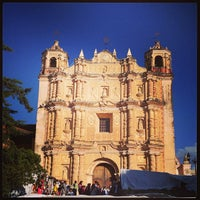 Photo taken at Iglesia De Santo Domingo by Abraham Ronel M. on 1/2/2013