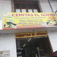 Photo taken at Cemitas El Güero by Jose E. on 7/17/2017