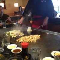 Photo taken at Koto Japanese Steak House by Everett R. on 10/20/2012