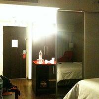 Photo taken at Fiesta Inn by Javier D. on 11/27/2012