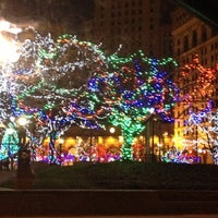 Photo taken at Public Square by Melissa H. on 11/25/2012